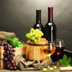 За виното и ракията