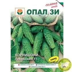 семена корнишони левина микс f1