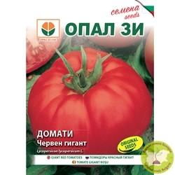 семена домати бг червен гигант