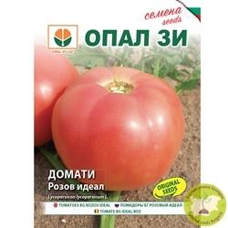семена домати розов идеал