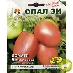семена домати дамско сърце